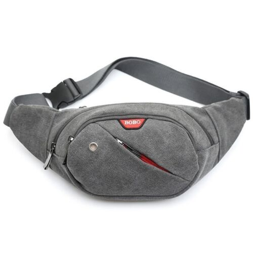 Waist Pack For Men Women Fanny Pack Bum Chest Bag Hip Money