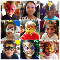 Professional Face Painting, Balloon Twisting, Kids Entertainment