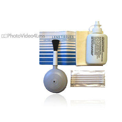 Bower Deluxe 6 Pc. Digital Camera and Lens Cleaning Kit