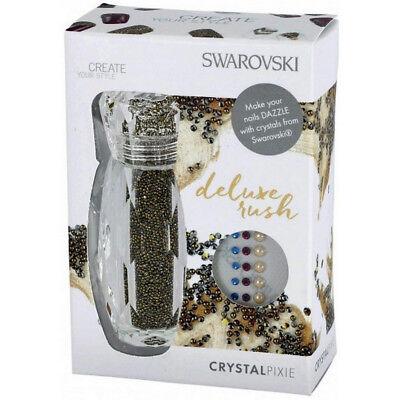 Genuine Swarovski Crystal Pixie - Deluxe Rush - Nail Art  –adds diamond sparkle