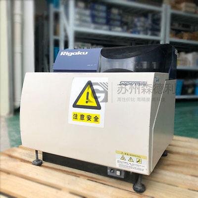Used Rigaku Supermin X-ray Fluorescence Wdxrf Spectrometer