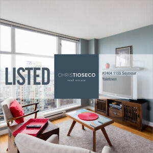 2 BED 883 SQF YALETOWN CONDO WITH STUNNING VIEWS
