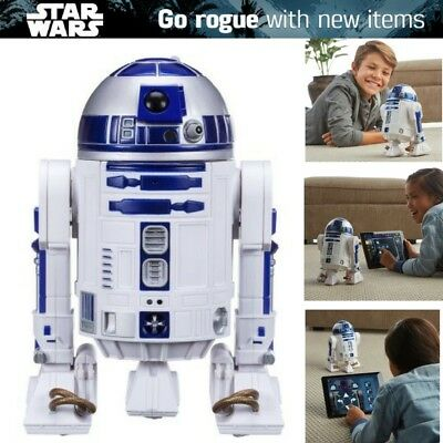 Star Wars Smart App Interactive R2 D2 Remote Control Robot RC Droid Toy Kids New for sale  Shipping to Canada