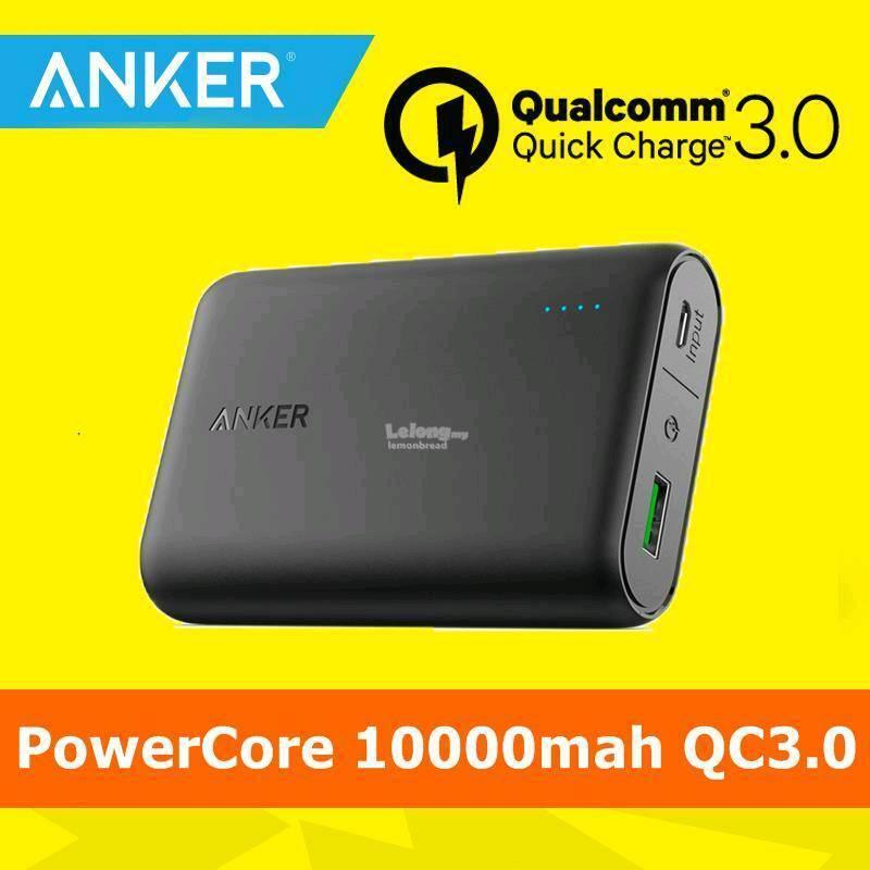 Anker powerbank 10,000Mah for every phone