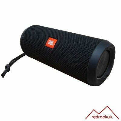 JBL Flip 3 Stealth Portable Wireless Bluetooth IPX7 Micro USB Stereo Speaker