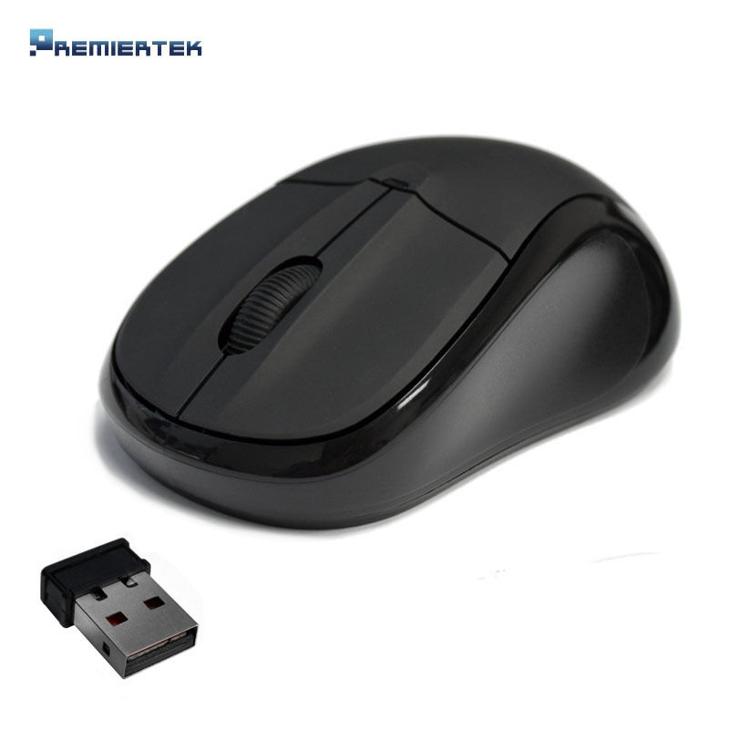 2.4GHz Wireless Cordless Optical Mouse Mice +USB Receiver fo