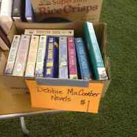Debbie Macomber Books ALL DAY Long -- will not last