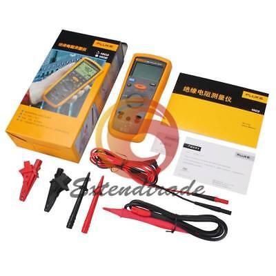 F1503 Fluke Digital Megger Insulation Resistance Tester Meter 1503