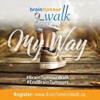Brain Tumour Walk