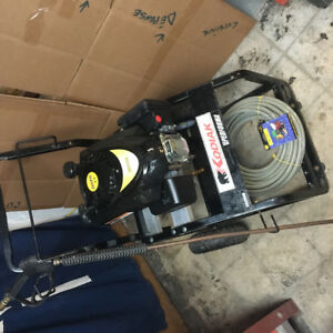Laveuse Pression Commercial 6HP Pressure Washer