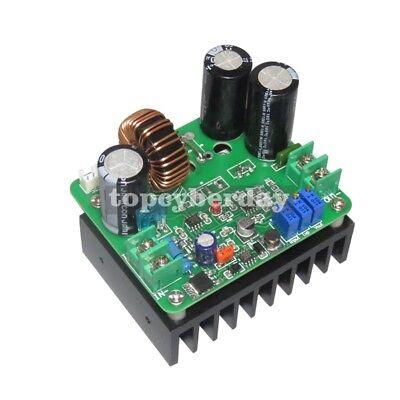 Dc-dc 12-90v To 12v-130v Boost 900w Cv Cc Step Up Voltage Converter Dc Module