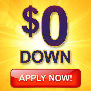 $0 Down Car Loan – IN-HOUSE FINANCING AVAILABLE!