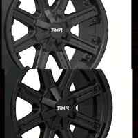 Wanted BLACK rims for dodge ram