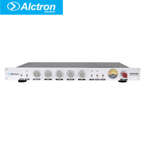 Alctron CP540 2254 Compressor With Stereo Link Option