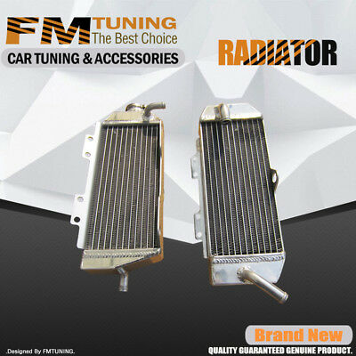 Aluminum Radiator Fit Yamaha YZ450F WR450F 2000-2006 2 Row warranty