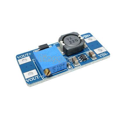 5Pcs Rot Rocker Schalter 2 Pin KCD1-101 250V 6A Bootsähnlich Schalter