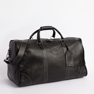 NEW!!! ROOTS Weekender Large Banff Bag, Special Edition, black