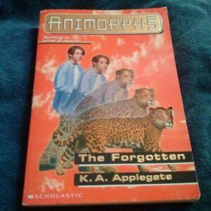 K A Applegate Animorphs #11: The Forgotten