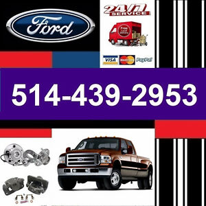 Ford F-350 ► Bearings, Calipers • Roulements, Étriers