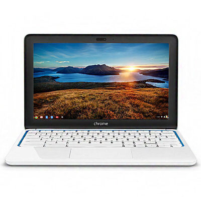 Laptop - HP 11.6 Inch Chromebook Laptop Exynos 5250 2GB RAM 16GB SSD - Recertified