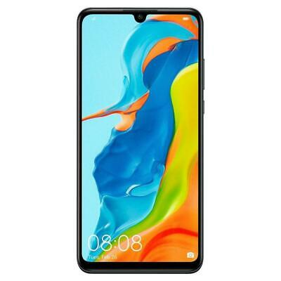 Telefone Smartphone Huawei p30 lite 4g 128gb dual sim Preto Preto Garantia 24Mesi