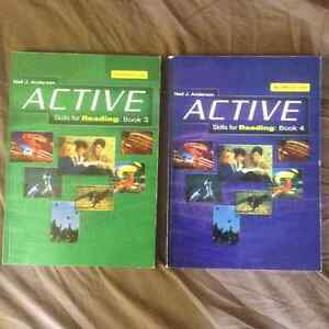 Active Skills for Reading 3 and 4