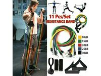 🏋 4.5-45kg Home resistance Strength training + muscle building for yoga, home gym, weight training