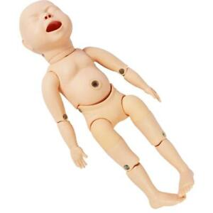 Gril Life Personal Care Model Teaching Education Advanced Neonatal Model(limb flexibly) 220368