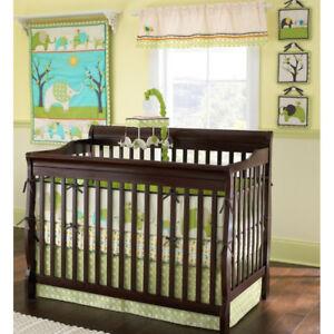 brand new LAURA ASHLEY Baby Crib Beddings 7pc Set retail $149.99