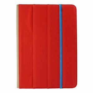 M-Edge Trip Series Folio Case for Kindle Fire HD 8.9 - Red / Brown / Blue