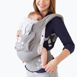 Ergo Baby Carrier - Original. Gray. Like New