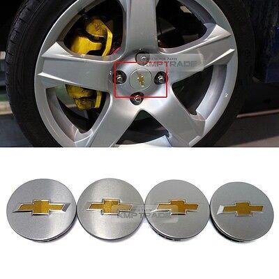 I-POP Chrome Car Steering Wheel Spinner Knob 1P For CHEVROLET 2006-2010 Aveo