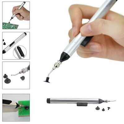 Solder Desoldering Pump Sucker Ic Smd Vacuum Sucking Suction Pick Up Pen Useful