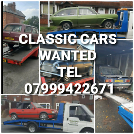 CLASSIC CAR WANTED