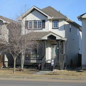 SHERWOOD PARK, STRATHCONA COUNTY, TWO STOREY 4 BEDROOMS 4 BATHS