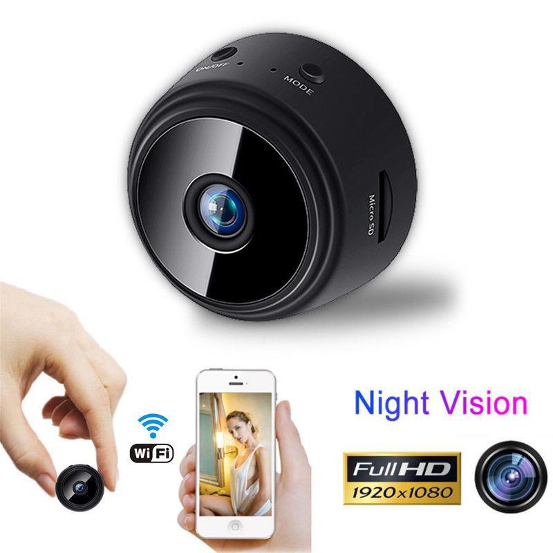 1080P Full HD Mini Spy IP WIFI Camera Wireless Hidden Securi