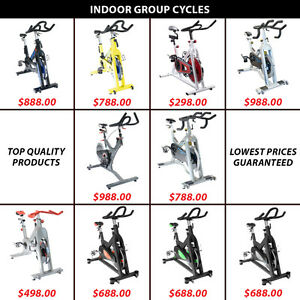 Spin Bike Cycling Group Magnetic Cardio Ecb Cycle Pedal Indoor