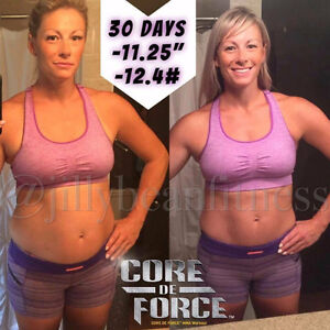 Core De Force is Here! - Why Wait Until 2017? To get healthy! St. John's Newfoundland image 3