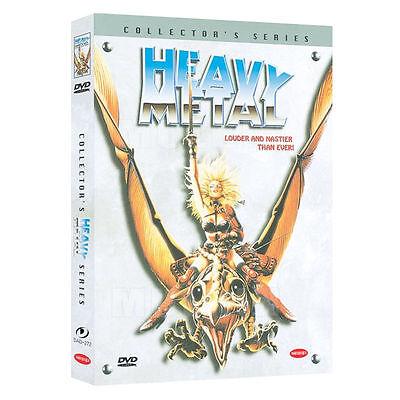 Heavy Metal (1981) DVD - Gerald Potterton (*New Sealed, All Region Free)