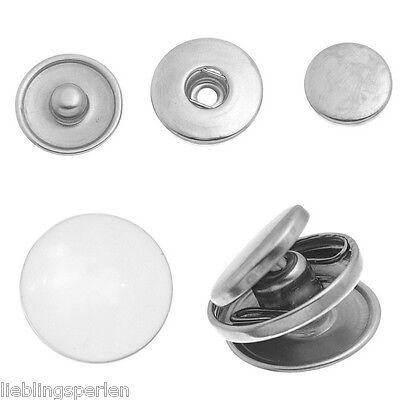 LP Großhandel Schaltflächen zum Druck Aluminium 19mm 18mm 15mm D.