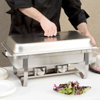 RENTAL - Food Warmers Chaffing Dishes - $25/day