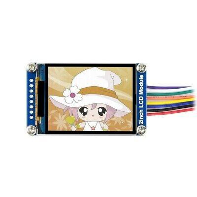 2inch Lcd Display Module St7789 Driver Ips Screen 240320 Spi Led Backlight 3.3v