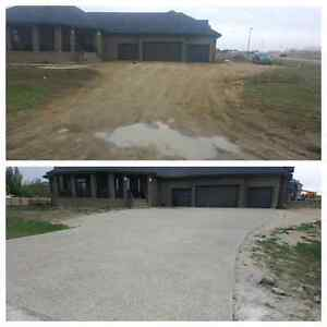 COMPLETE GARAGE PACKAGES AND DRIVEWAYS  Strathcona County Edmonton Area image 3