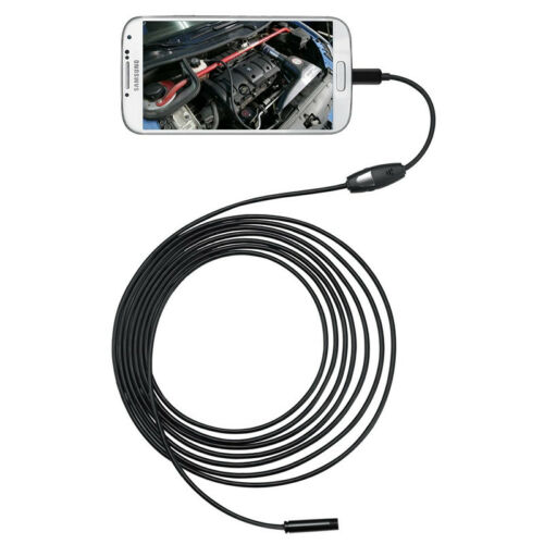 5.5mm 2M Waterproof Micro USB Endoscope Inspection Camera for Android OTG Phones