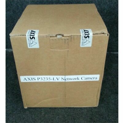 Axis Communications P3235-lv Fixed Dome Network Camera 3-10mm 1920 X 1080 White