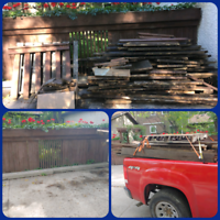 Junk / Garbage Removal and Delivery Service