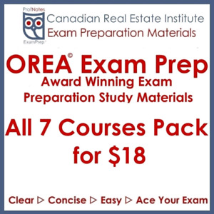●OREA●All Courses 2019 Exam Prep Brampton gta