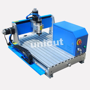 NEW 4060 Desktop CNC Router Drilling Milling Machine Air cooling