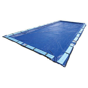 Blue Wave Gold 15-Year 20-ft x 40-ft Rectangular In Ground Pool