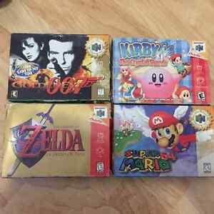 Huge lot of video games N64, SNES, SEGA, NES